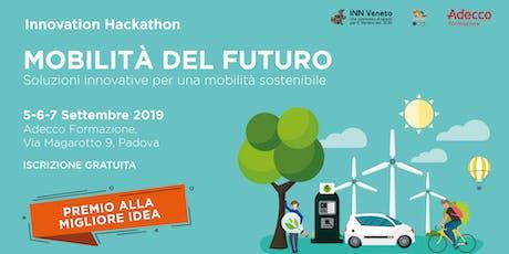 MOBILITA' DEL FUTURO 05-06-07 SETTEMBRE 2019 biglietti