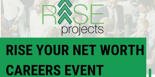 RISE Your Net Worth Somali Careers Event