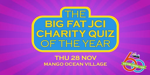 The Big Fat JCI Charity Quiz of the Year
