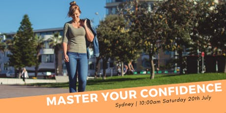 Master your Confidence Morning Tea - SYDNEY tickets