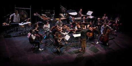 Rencontres Teil I: Germination – Ensembles Zafraan und L'Itinéraire, IRCAM Tickets