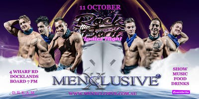 Rock The Boat Party Ladies Night Menxclusive 11 October
