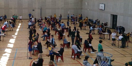 MAT MATHS RELAYS NORTH WEST SECONDARY EVENT 2019