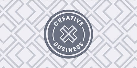 Creative X Business tickets