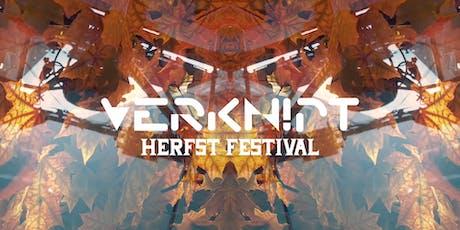 Verknipt Herfst Festival tickets