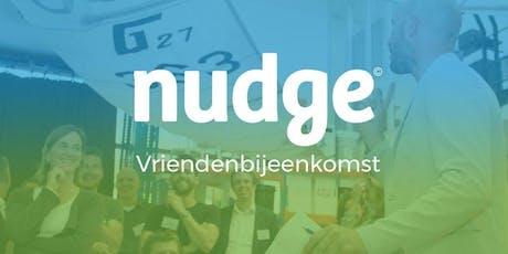 Nudge Vriendenbijeenkomst 'Van kartonnen bekers tellen naar échte impact: hoe doe je dat?' tickets