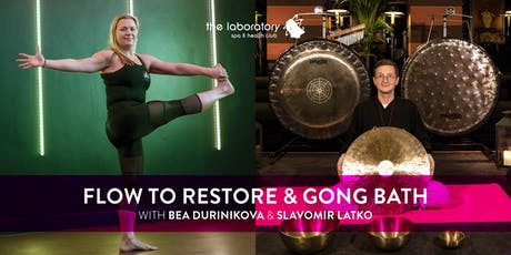 Flow To Restore & Gong Bath tickets