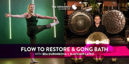Flow To Restore & Gong Bath