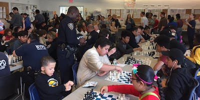 5th Annual Cops Vs Kids Chess & Checker Tournament - 120 & 123 Precincts