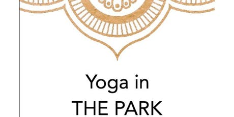 Yoga in the Park with Alison - July tickets