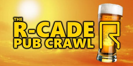 R-CADE Pub Crawl 2: This Time It's HOT! tickets
