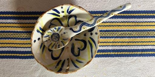Porcelain Landscapes with Amy Mackle