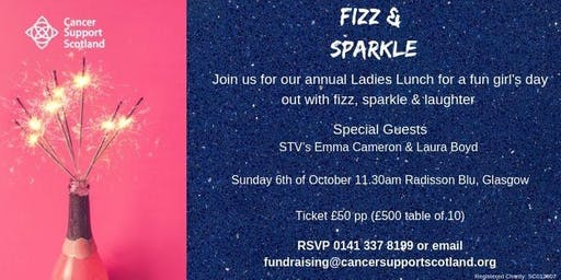 Fizz & Sparkle Ladies Lunch 2019