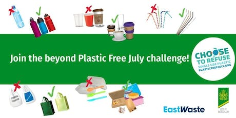 Go beyond Plastic Free July! tickets