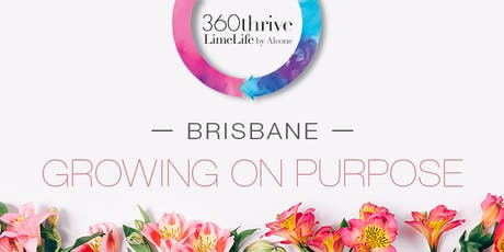 LimeLife by Alcone - Growing on Purpose - Brisbane tickets