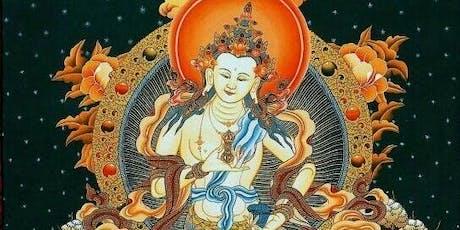 Vajrasattva Buddha (for Purification) – Initiation/Empowerment & Weekend Retreat  tickets