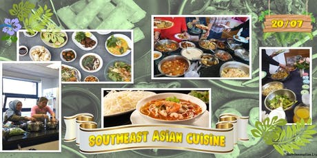 Southeast Asian Cooking Tutorial for Beginners tickets
