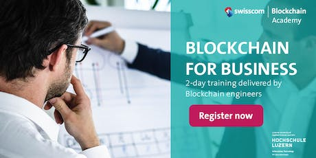 Blockchain for Business- Expert Training tickets