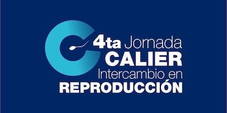 4ta Jornada Calier Intercambio en Reproducción  entradas