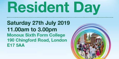 Waltham Forest Housing Resident Day 2019 tickets