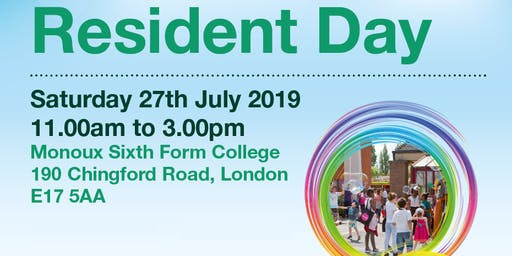 Waltham Forest Housing Resident Day 2019