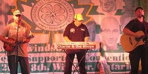 Charlie And The Bhoys Live At The Liverpool Irish Centre