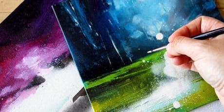 Expressive Landscapes in Oils and Acrylic Workshop tickets
