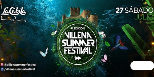 Villena Summer Festival EL BOSQUE ENCANTADO