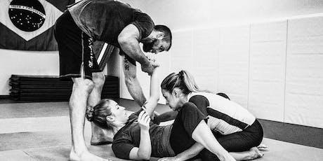 Introduction to Brazilian Jiu-Jitsu and Self Defense tickets