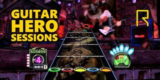 R-CADE Lates - Guitar Hero Sessions