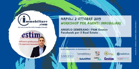 WORKSHOP | FACEBOOK PER IL REAL ESTATE biglietti