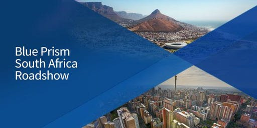 The future of (connected) RPA - South Africa Roadshow Event Blue Prism