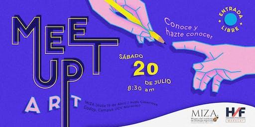 H/F Maracay Meetup 28 | Meetup Art