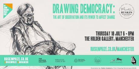 Drawing Democracy tickets