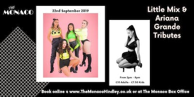 Little Mix & Ariana Grande Tribute's - Family Day