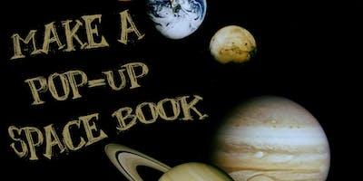 Create a Pop-up Space Book