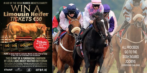 Corinthians Challenge Irish Injured Jockeys Heather Heffernan Fundraiser
