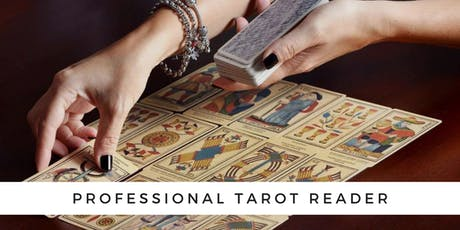 Professional Tarot Reading Training Course tickets