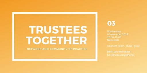 Trustees Together event 03 |  Trustee roles and responsibilities