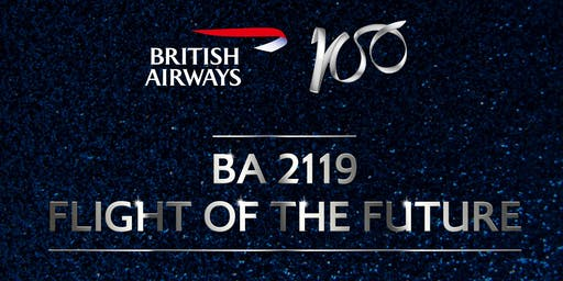 August 1 - BA 2119: Flight of the Future