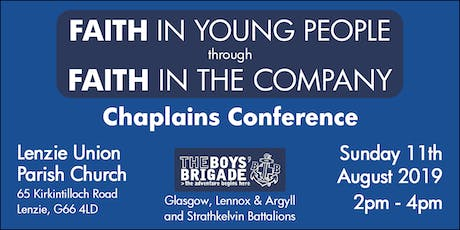 Chaplains Conference tickets