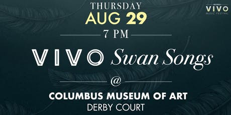 VIVO Swan Songs tickets