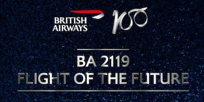August 3 - BA 2119: Flight of the Future