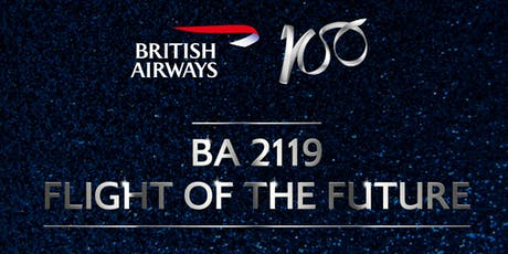 August 3 - BA 2119: Flight of the Future  tickets