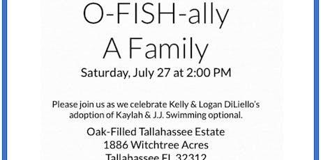 Adoption Party - Logan, Kelly, JJ and Kaylah tickets