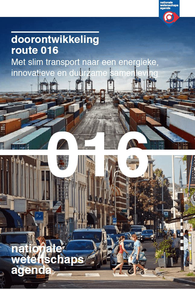 Workshop NWA-Route Logistiek en Transport