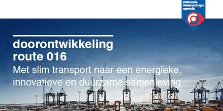 Workshop NWA-Route Logistiek en Transport tickets
