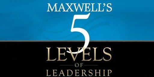 The Five Levels of Leadership Workshop