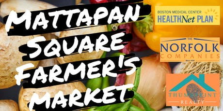 Mattapan Square Farmers' Market tickets