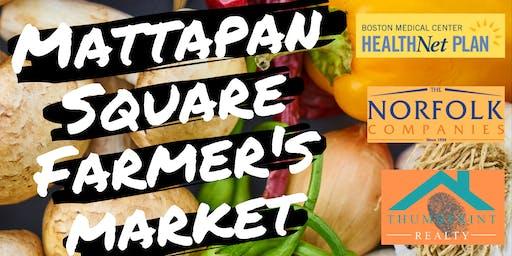Mattapan Square Farmers' Market